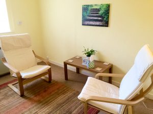 Counselling room, Laurel House, Worle
